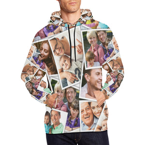 Custom Photo Album Unisex Hoodie