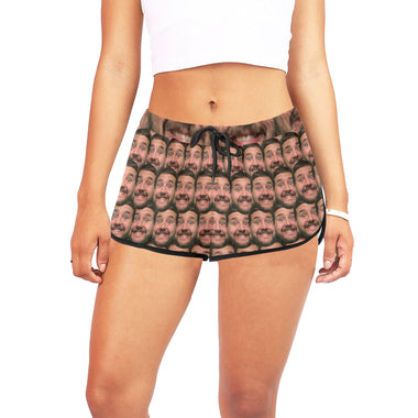 Couple Women Short Many face - Personalized