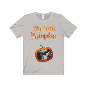 """My Little Pumpkin..."" Personalized Your Ultrasound Images T-shirt"