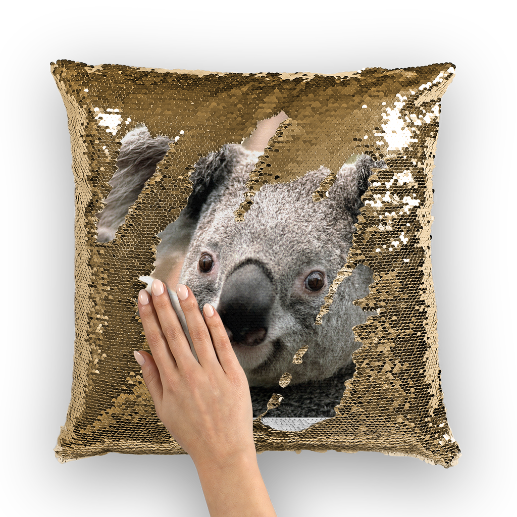 All Product Sequin Cushion Cover