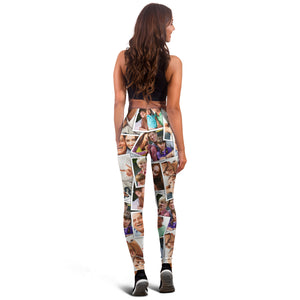 Custom Photo Album Women Legging