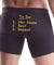 To Do List Men Underwear Boxer - Gold