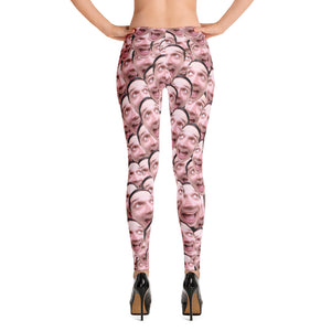 Premium - Funny Personalize Legging with your face