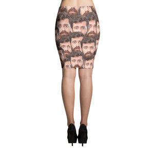 Premium - Funny Personalize Skirt with your face