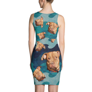 Funny Personalize Dress With Your Dog Face