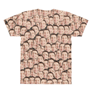 Premium - Funny Personalize T-shirt with your face