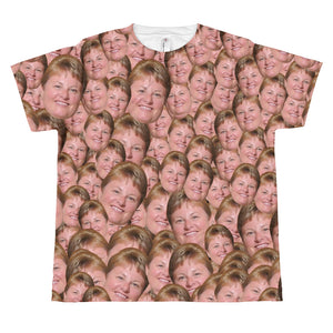 Personalized Kid T-shirt With Your Face