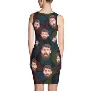 Funny Personalize Dress With Your Face