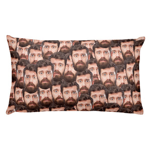Premium - Funny Personalize Rectangular Pillow with your face