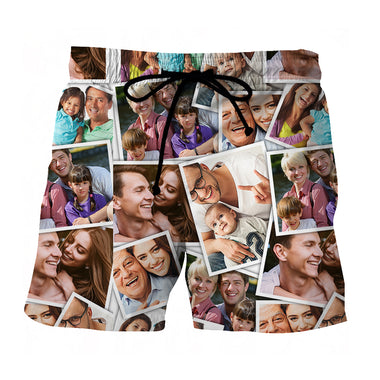 Custom Photo Album Shorts