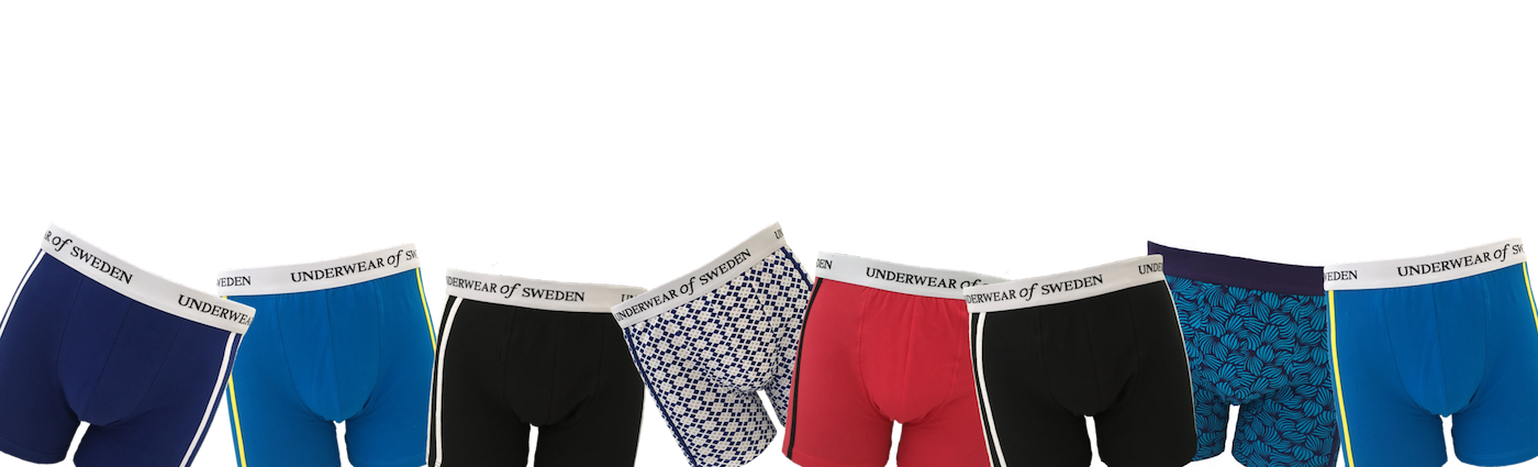 Underwear of Sweden- Men's Undie Subscription Service | Australia