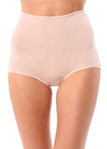 Moa Brief - White