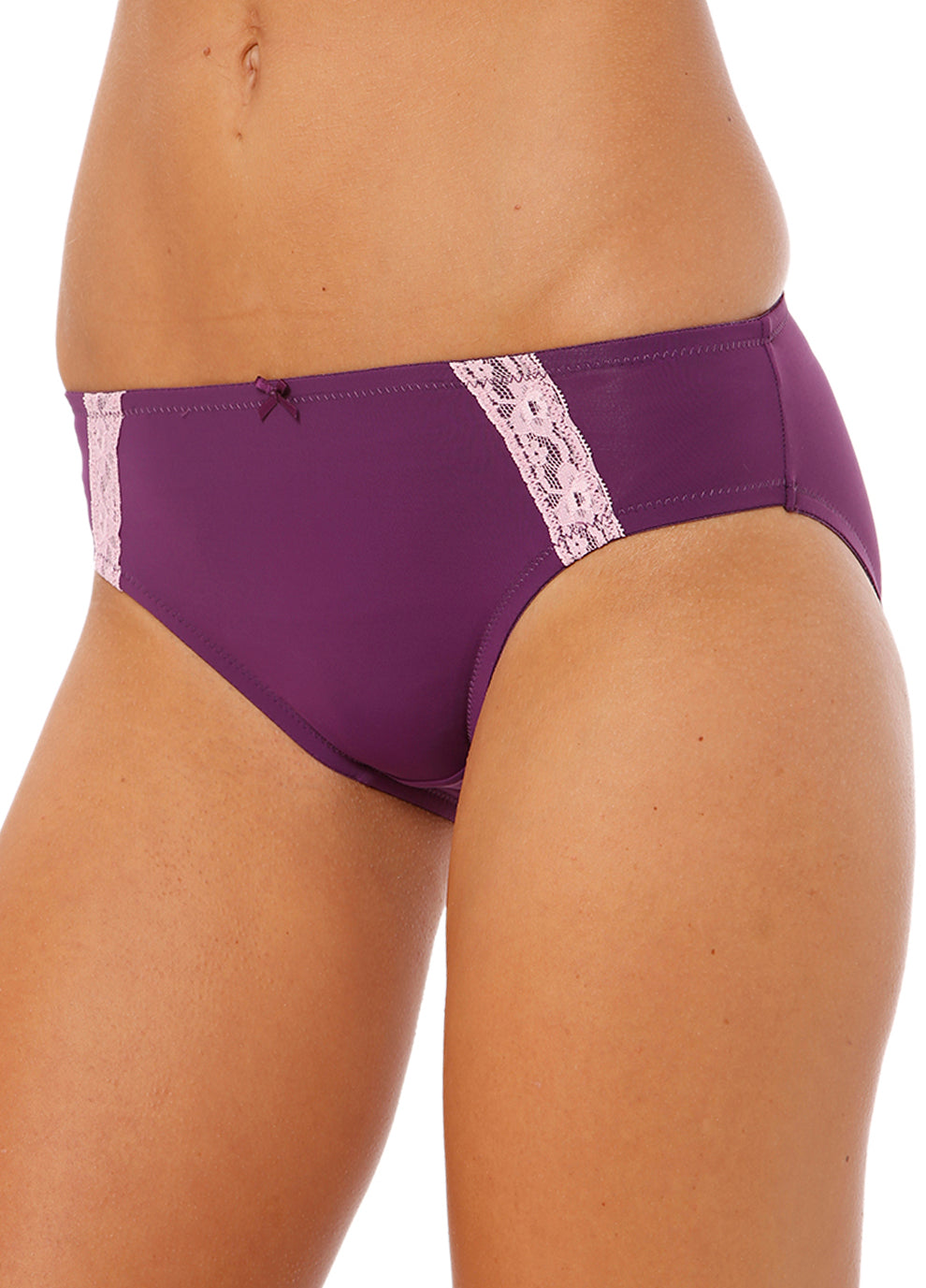 Linnea BRIEF Purplewhite