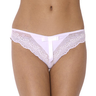 Minna brief white