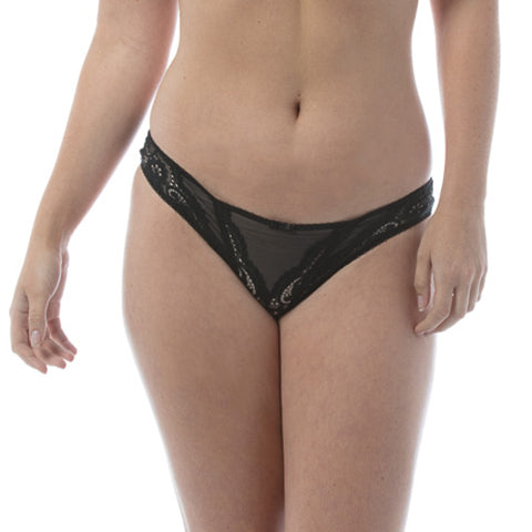 Olivia Brief - Black