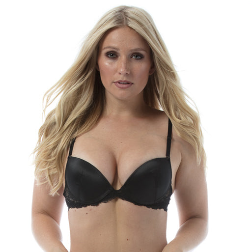 Sally bra black