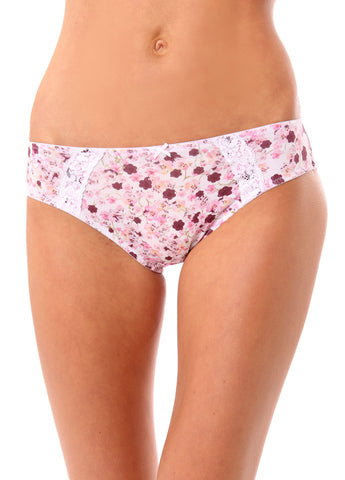 Eva BRIEF NavyFloralPrint