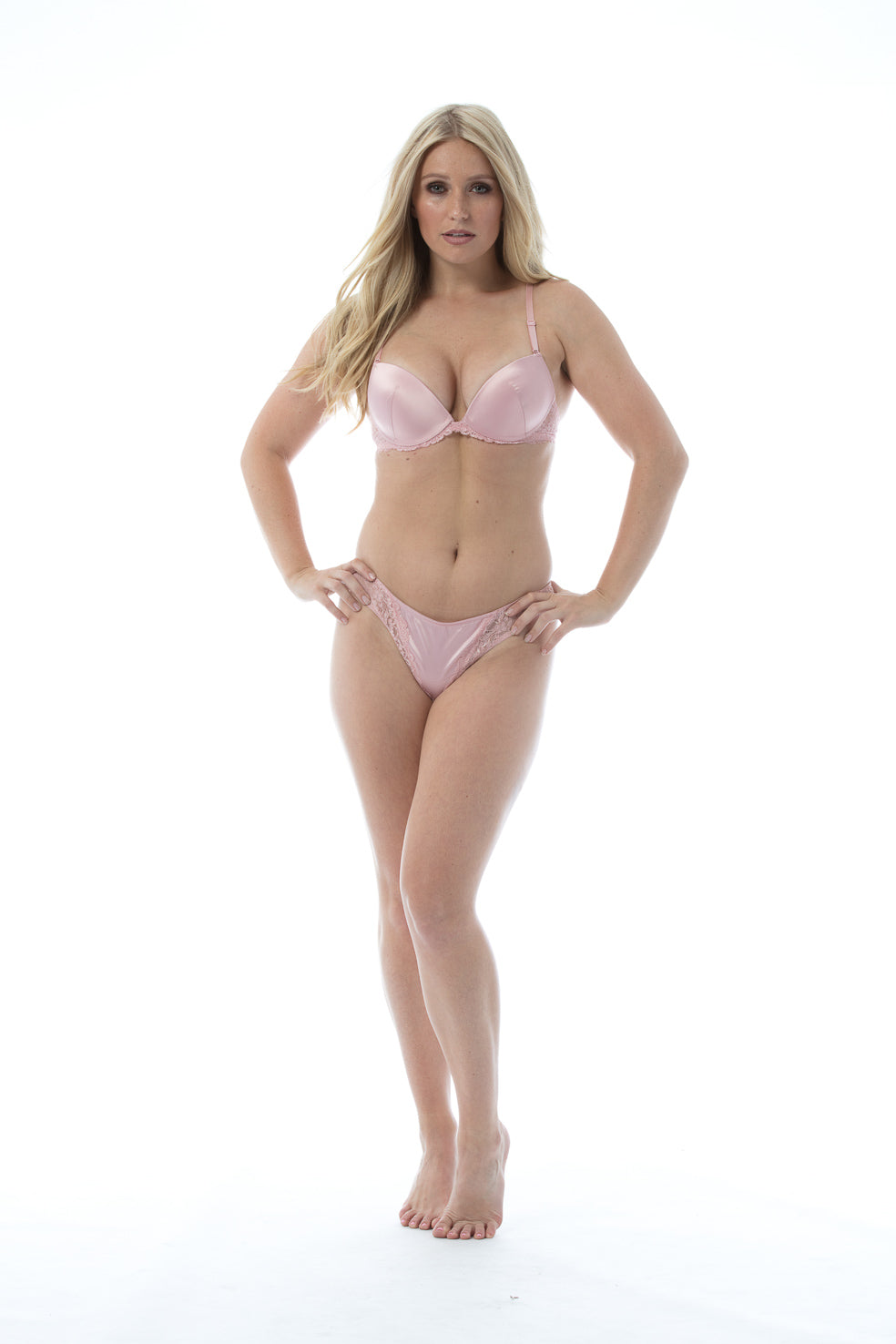 Sally bra pink