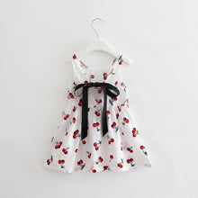 2-7y Girls Clothing Summer Girl Dress