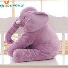 Elephant Pillow Plush Toys Stuffed Doll