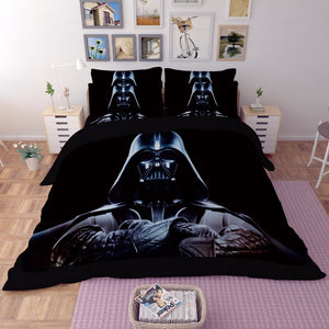 Star Wars 3D Bedding Set Print Duvet cover