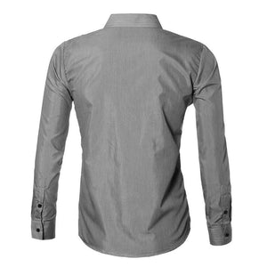 Luxury Men's Slim Fit Shirt for Formal/Casual wear