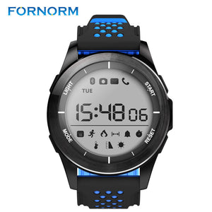 FORNORM Waterproof Multi Bluetooth Sport Smart Watch Support Altimeter Pedometer Barometer UV Display Etc For IOS Android Phone
