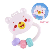 Cute Baby Toys Newborn Teether Hand Bells Baby Toys 0-12 Months