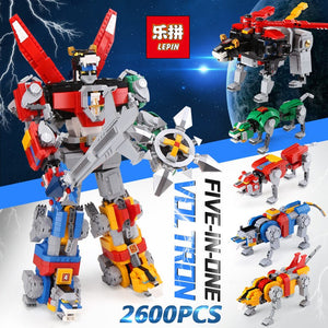 Lepin Voltronly Robot King