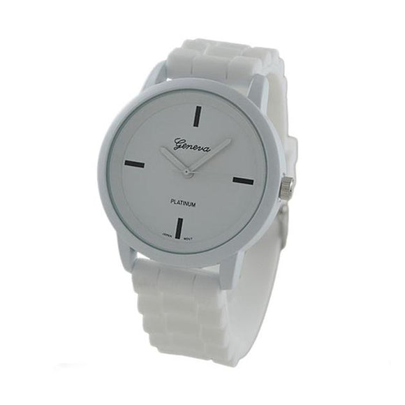 Ring Em In Silicone Women's Watch