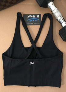 Halter Neck Sports Bra (Designed to be worn 3 different ways)