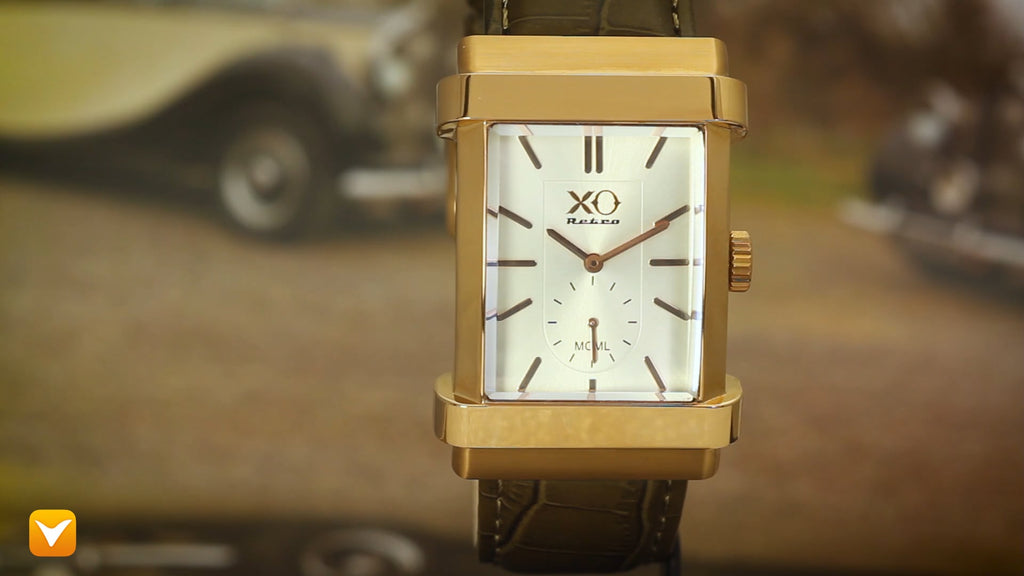 XO Retro  Limited Edition Certified 1950 Rolls Royce Silver Wraith Rose Gold