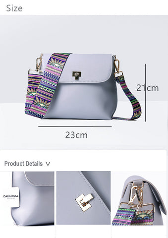 7d32a80021d7 Number of Handles Straps one colorful shoulder shoulder strap colorful strap.  Hardness soft. Types of bags women bags. Main Material soft PU leather
