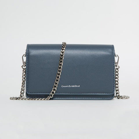 Women Shoulder Bag Fashion slanting chain Mini Bag