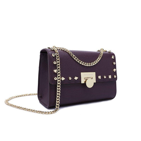 Women shoulder bags slanting small square bags