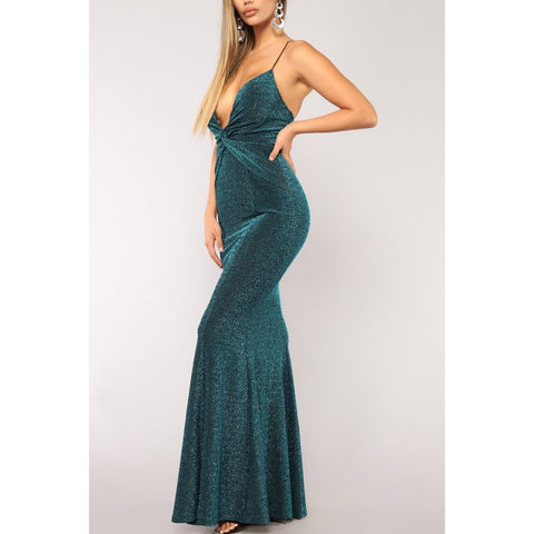 Evening Dresses Clubbing Birthday Party Long Dress