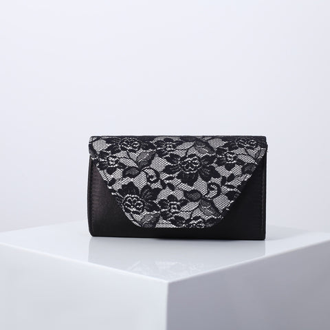 S&D co. Women Evening Bag Velvet Clutch Purse Envelope Clutches