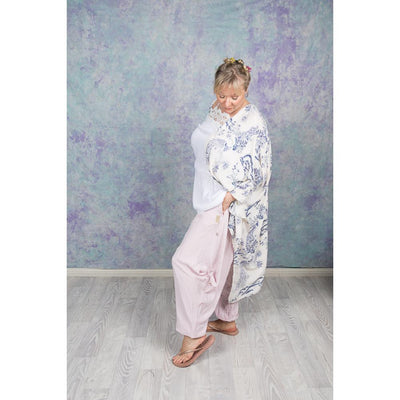 Genie Pants Pants Purity Lace Pink