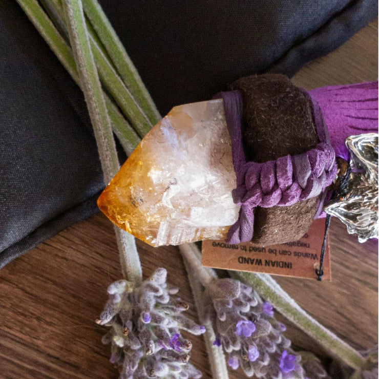 Indian Wands Crystal Bohemian Inspire