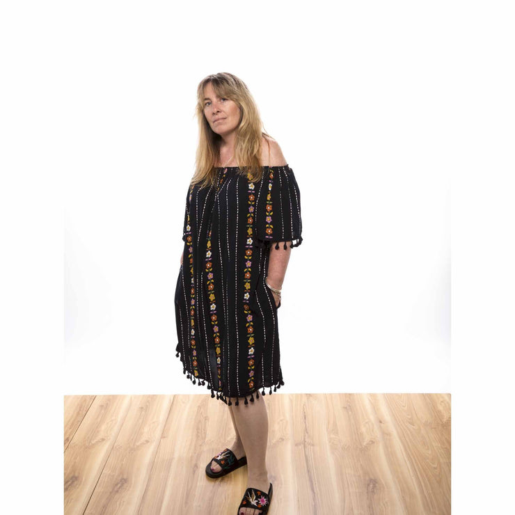 Billini Off Shoulder Dress Dress Boho Australia
