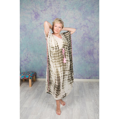 Cosmo Kaftan Dress Tarifa Soul
