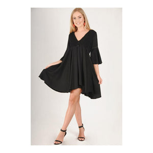 Black Gypsy Divine Dress