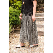 Aztec Maxi Skirt Skirt Silver Wishes