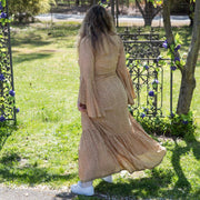 Wild Side Madison Wrap Maxi Dress Bohemian Inspire