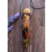 Exclusive Indian Necklaces Crystal Bohemian Inspire Tigerseye