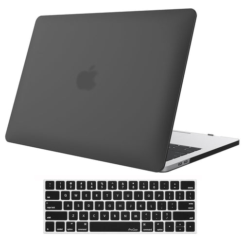 MacBook Pro 13 Case 2017 & 2016 Release A1706/A1708, ProCase Hard Shell...