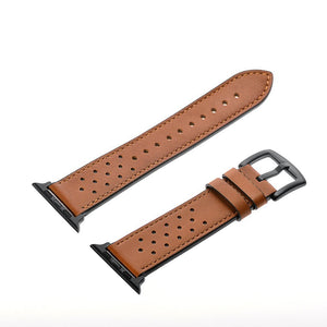 Mifa - Apple Watch band Leather 42mm Bands iwatch series 1 2 3 Replacement...