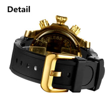 JIANGYUYAN Mens Unique Fashion Casual Business watches Analog Quartz...