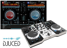 Hercules DJControl Instinct S series, ultra-mobile USB DJ Controller with...