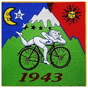 LSD Bicycle Day